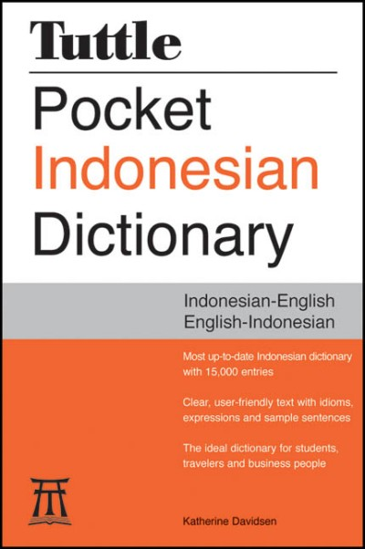 Tuttle Pocket Indonesian Dictionary (Indonesian <-> English) (PB)
