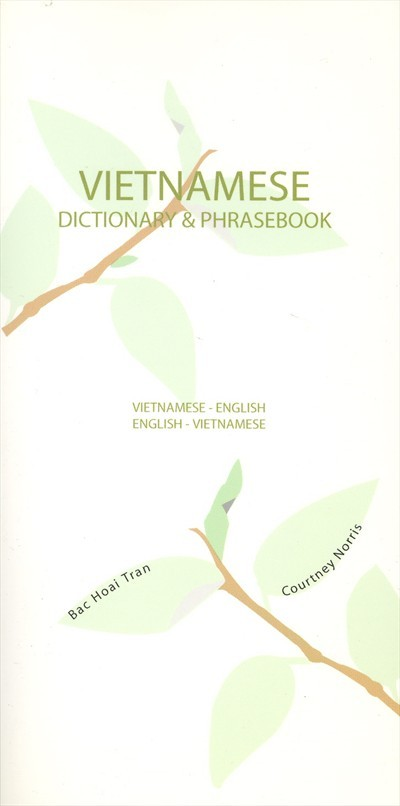 Hippocrene - Vietnamese-English / English-Vietnamese Dictionary and Phrasebook