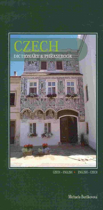 Hippocrene - Czech <> English Dictionary and Phrasebook