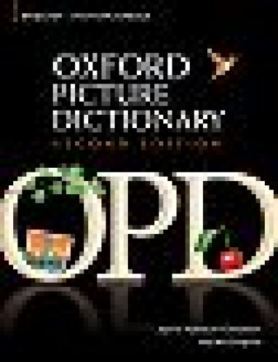 Oxford Picture Dictionary English/Haitian Creole - 2nd Edition