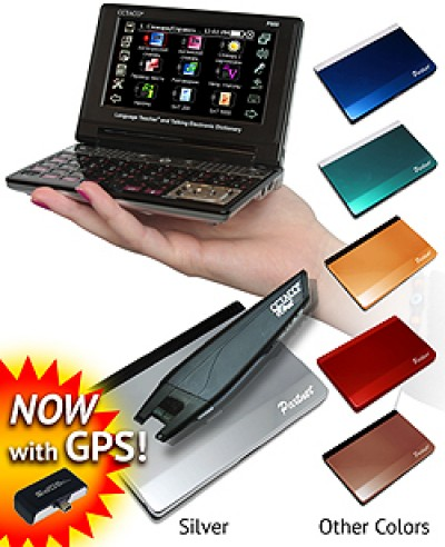 Ectaco Partner ETG900 Grand - English <> Tagalog Talking Electronic Dictionary and Audio PhraseBook