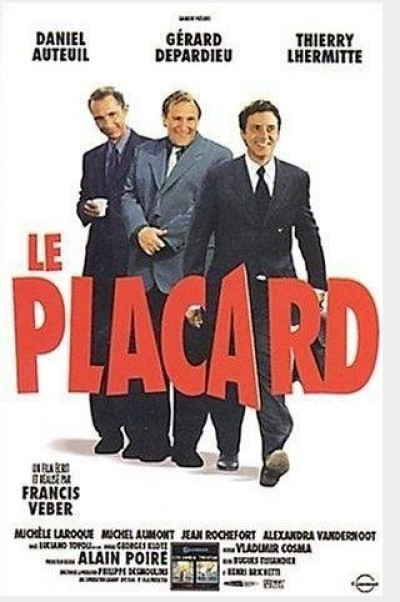 The Closet - Le placard - In French with English subtitles