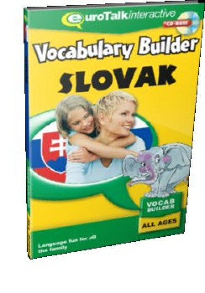 Talk Now Vocabulary Builder - Slovak
