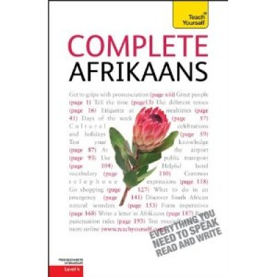 Complete Afrikaans (Book Only): A Teach Yourself Guide
