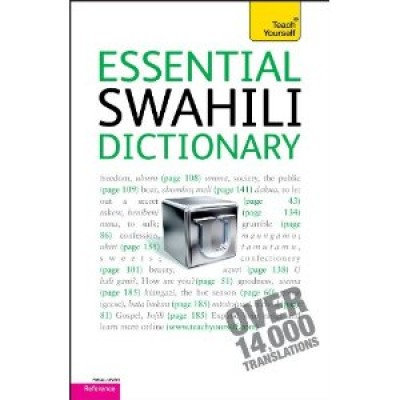 Essential Swahili Dictionary: A Teach Yourself Guide