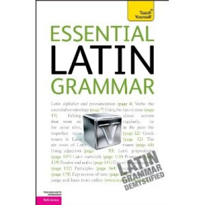 Essential Latin Grammar: A Teach Yourself Guide (Paperback)
