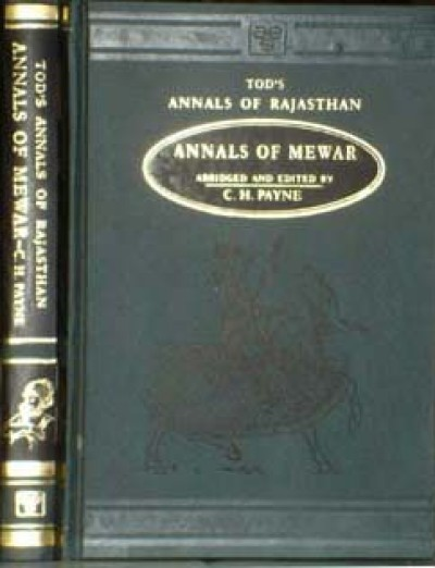 Annals and Antiquities of Rajasthan or the Central and Western Rajpoot States of India (2 Vols)