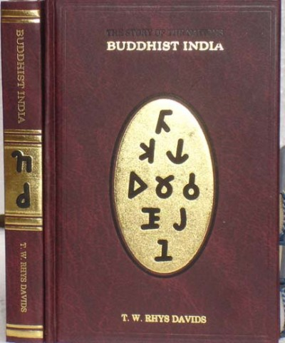 Buddhist India - The Story of the Nations (Hardcover)