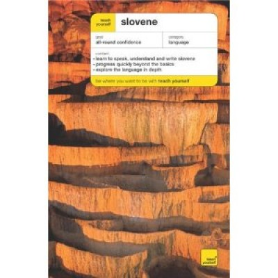 Teach Yourself Slovene Package (Book + 2CDs)