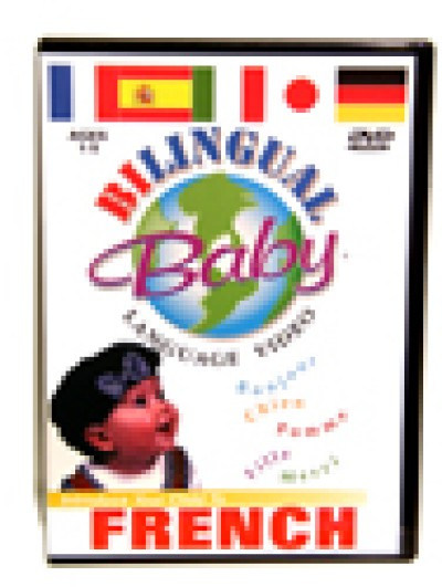 Bilingual Baby French DVD
