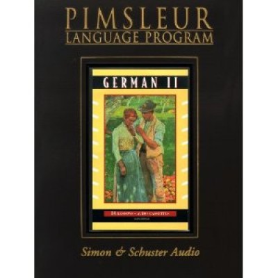 Pimsleur Comprehensive German II (Audio Cassette)