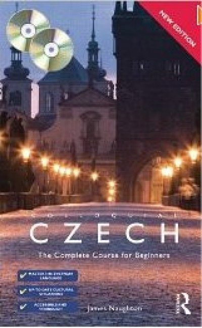 Colloquial Czech: The Complete Course for Beginners (Book & Audio CD)