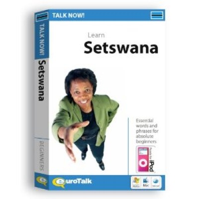 Talk Now Learn Setswana