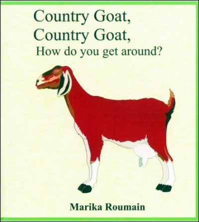 Country Goat, Country Goat Big Book in Haitian-Creole by Marika Roumain