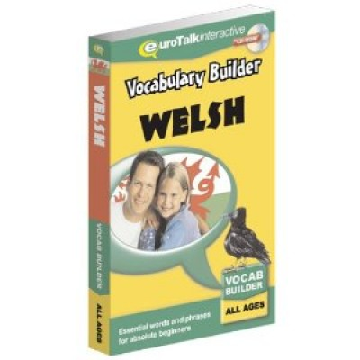 Talk Now Vocabulary Builder Welsh