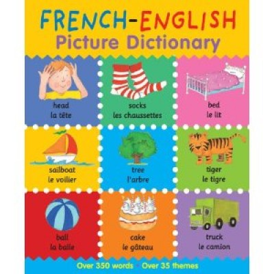 French-English Picture Dictionary (Paperback)