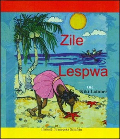 Zile Lespwa (Islands of Hope) in Haitian-Creole only by Kiki Latimer