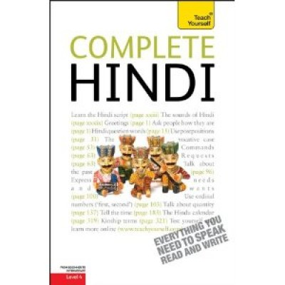 Teach Yourself Complete Hindi with Two Audio CDs
