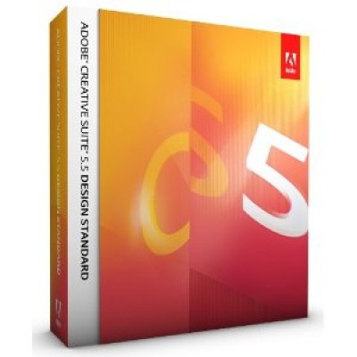 Adobe Design Standard CS 5.5 (Creative Suite) for Windows Simplified Chinese