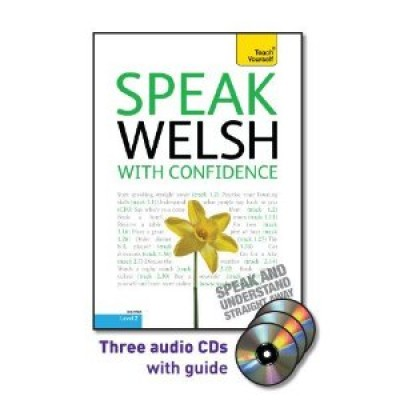Speak Welsh with Confidence with Three Audio CDs: A Teach Yourself Guide