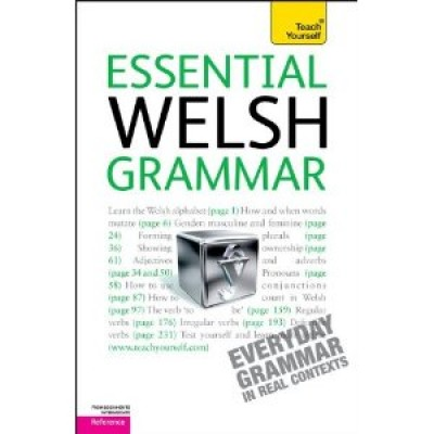 Essential Welsh Grammar: A Teach Yourself Guide (Paperback)