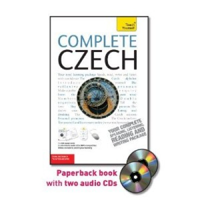 Complete Czech with Two Audio CDs: A Teach Yourself Guide