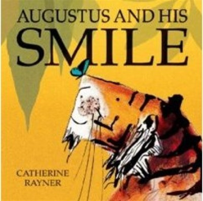 Augustus and his Smile in Romanian & English (PB)_