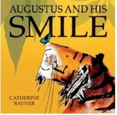 Augustus and his Smile in French & English (PB)
