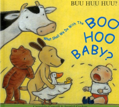 What Shall We Do With the Boo Hoo Baby? in Chinese & English (PB)