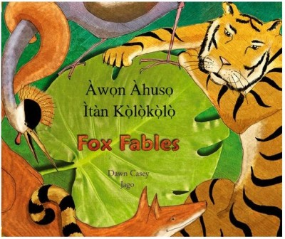 Fox Fables in Twi & English (PB)