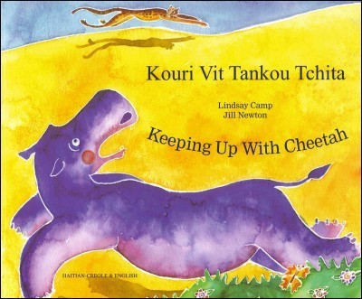 Keeping up WIth Cheetah in Polish & English (PB)