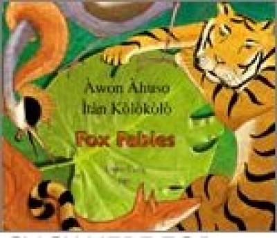 Fox Fables in Greek & English (PB)