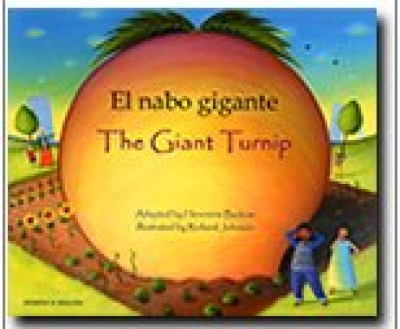 Giant Turnip in Russian & English (PB)