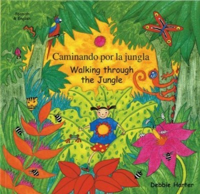 Walking through the Jungle in French & English (PB)