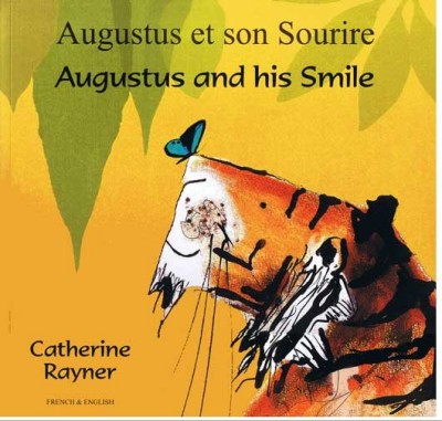 Augustus and his Smile in Farsi / Persian & English (PB)