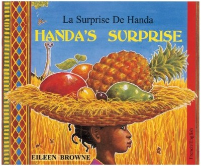 Handa's Surprise in Serbo-Croatian & English (PB)
