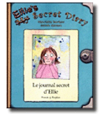 Ellie's Secret Diary (Don't bully me) in Swahili & English HB