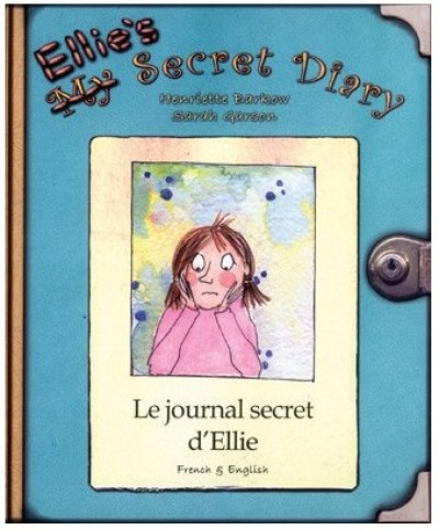 Ellie's Secret Diary (Don't bully me) in Hindi & English HB