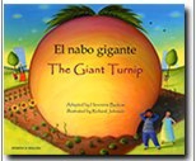 Giant Turnip in German & English (PB)
