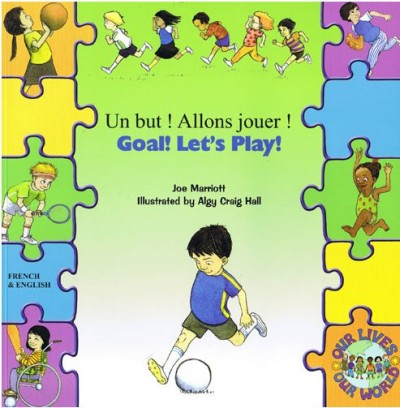 Goal! Let's Play ! in French & English