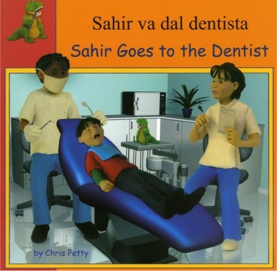 Sahir Goes to the Dentist in Albanian & English (PB)