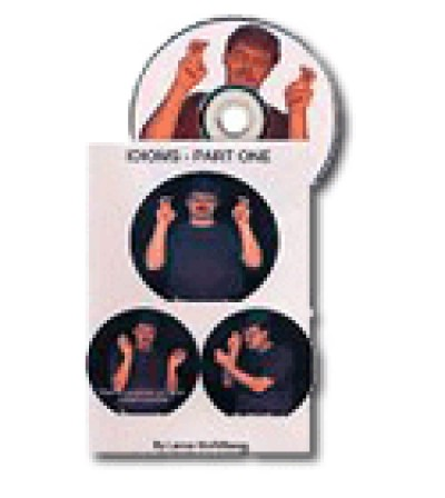 Idioms ASL DVD Course - Parts 1-4
