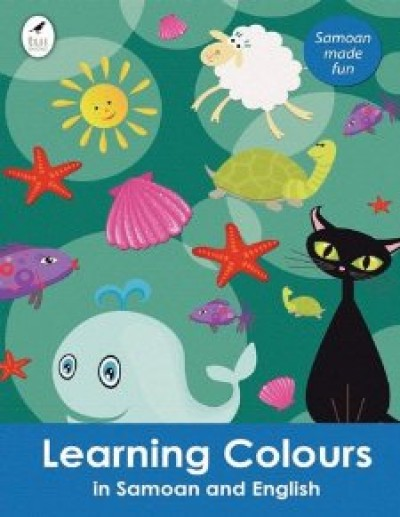 Learning Colours In Samoan And English [PB]