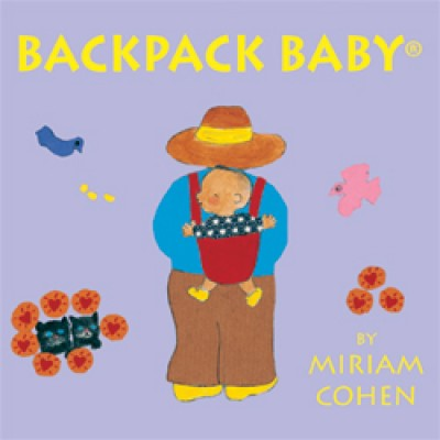 Backpack Baby in Spanish & English by Debby Slier