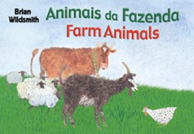 Farm Animals in Portuguese & English by Brian Wildsmith