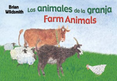 Farm Animals in Spanish & English by Brian Wildsmith