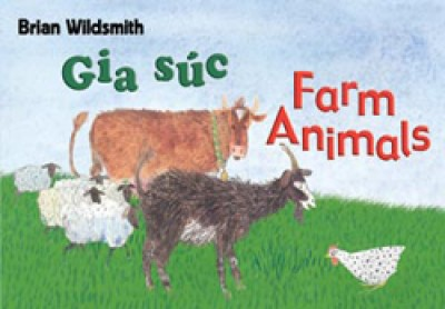 Farm Animals in Vietnamese & English by Brian Wildsmith