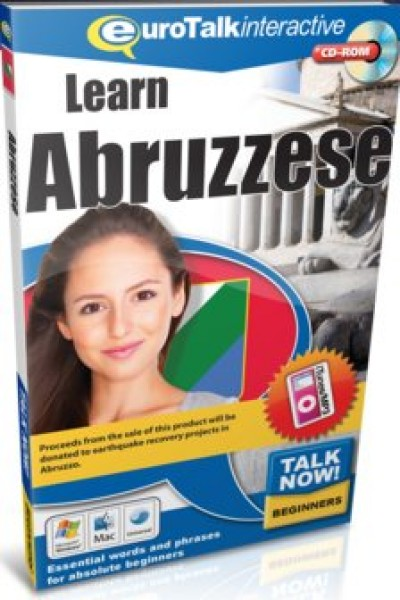 Talk Now Learn Abruzzese