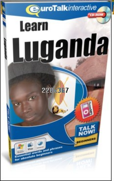 Talk Now Learn Luganda