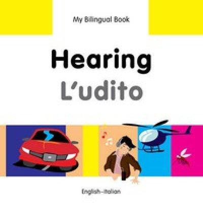 Bilingual Book - Hearing in Italian & English [HB]